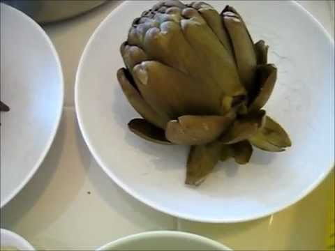 Thumbnail: How to Eat and Prepare Artichokes (for Beginners :)