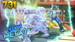 FINALLY *NEW* Meta Is Here!!   Overwatch Daily Moments Ep.731 (Funny and Random Moments)
