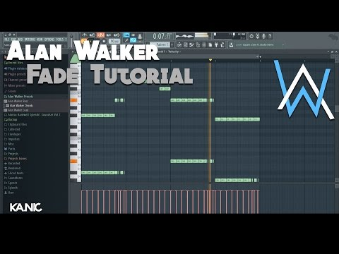 Fl Studio | Alan Walker Faded Tutorial | + Free Presets!
