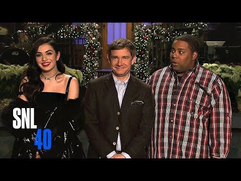 SNL Host Martin Freeman Kicks the Hobbit with Musical Guest Charli XCX
