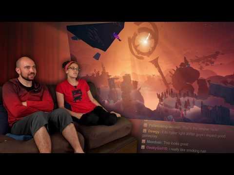 Solar Ash Announcement Trailer | The Future of Gaming PS5 Showcase