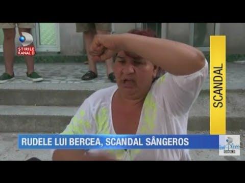 Stirile Kanal D (05.06.2017) - Rudele lui Bercea, scandal sangeros! Editie COMPLETA