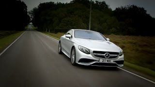 Mercedes-Benz 2015 S63 AMG Coupe Promo Trailer