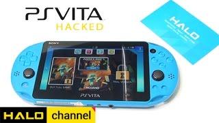 [Haloshop] Hướng dẫn bẻ khóa và cài đặt game PS Vita