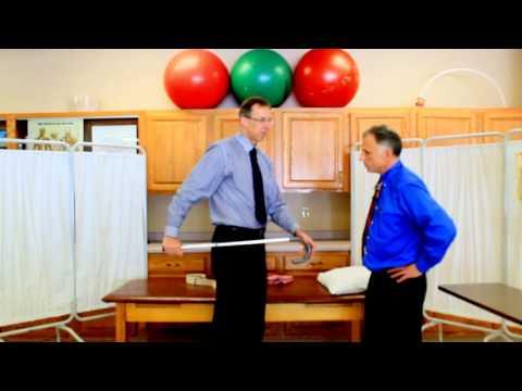 5 Shoulder Stretches & Exercises for Shoulder Pain, Arthritis, Tight Shld