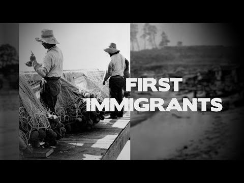 Nikkei Stories of Steveston - First Immigrants