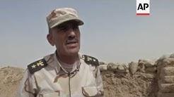 Iraqi Kurdish forces prepare to battle IS in Mosul