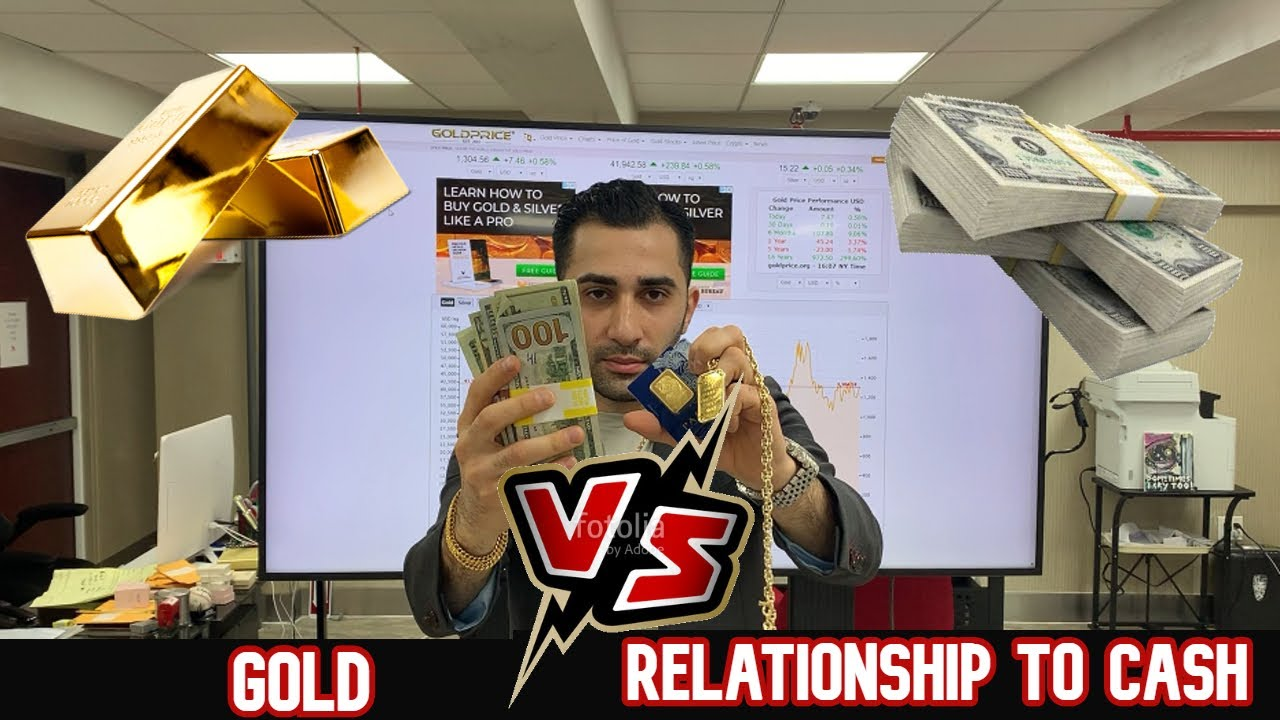 Download WHAT IS THE RELATIONSHIP BETWEEN GOLD AND CASH?