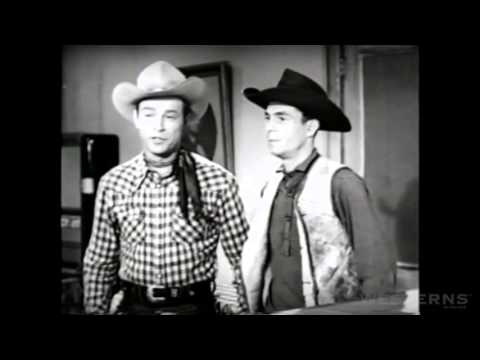 The Roy Rogers  THE TREASURE OF HOWLING DOG CANYON western TV  full length episode