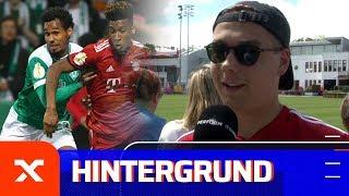 Umstrittener Elfer: Das sagen die Fans des FC Bayern München | SV Werder Bremen - FC Bayern | SPOX