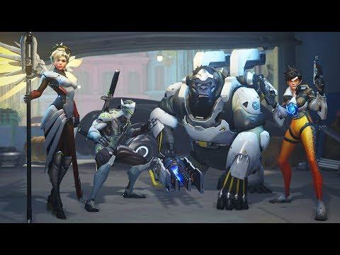 Overwatch Storm Rising Gameplay