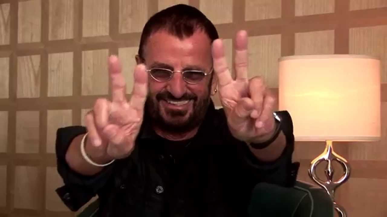 Ringo Starr Update April 2015
