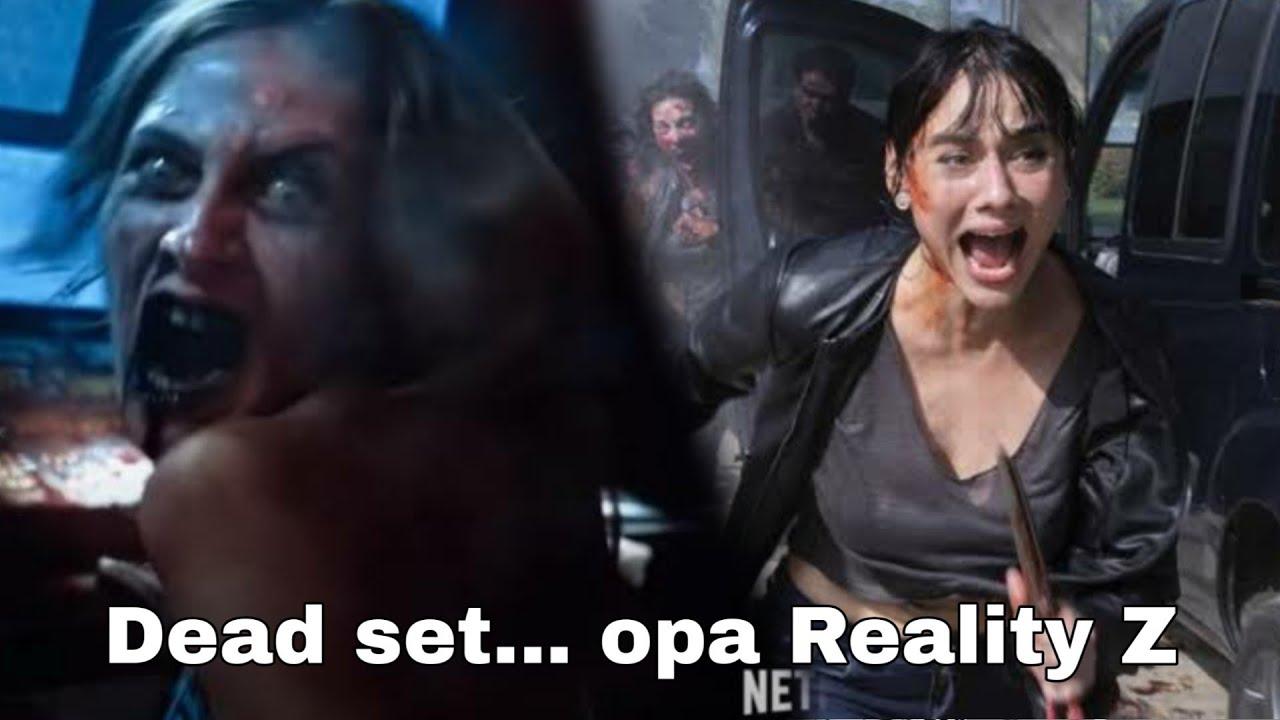 Reality Z é Bom - Série Brasileira de Zumbi da Netflix - Crítica da Série