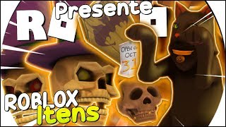NEW HALLOWEEN ITEMS ROUND GIFTS and ROBLOX UGC 😲