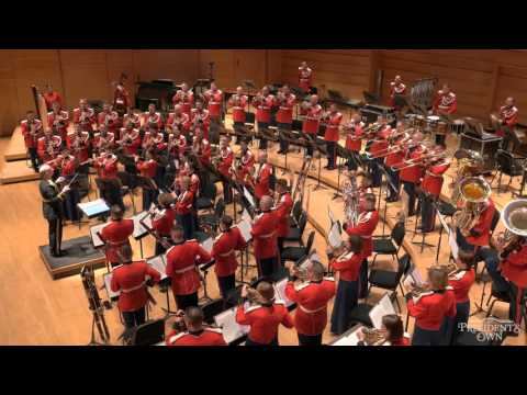 "The Marines' Hymn - ""The President's Own"" U.S. Marine Band - 2016"