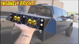 You've NEVER Seen a 3rd Brake Light Like This!