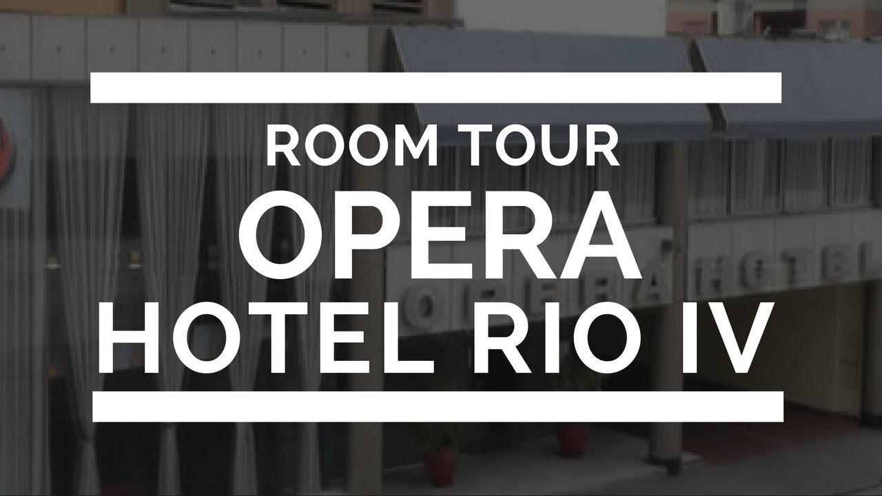 Room Tour del Hotel Opera Río Cuarto, Córdoba, Argentina - YouTube