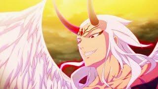 Top 10 Anime Where Main Character is Half Human/Half Demon/Demon [HD]