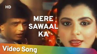 Hello Friends…Mere Sawaal Ka | Saazish (1988) | Mithun Chakraborty | Anita Raj | Anand Bakshi Hits