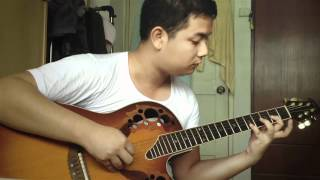Chit San Maung Guitar Instrumental Cover