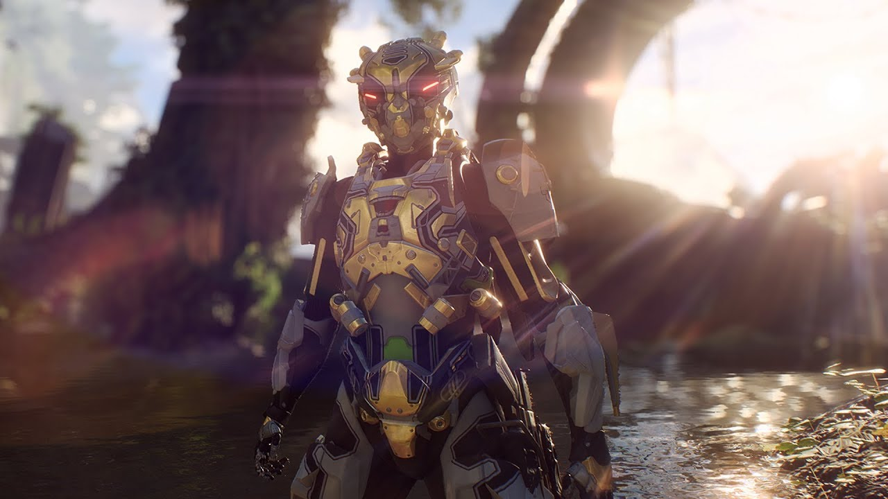 Get Anthem with the GeForce RTX Bundle