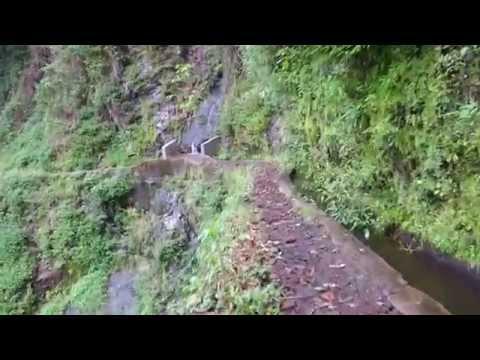 "Madeira Levada Walks "" Levada do Castelejo"""
