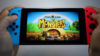 PixelJunk Monsters 2 - EPIC Nintendo Switch Strategy Towers Defense Game