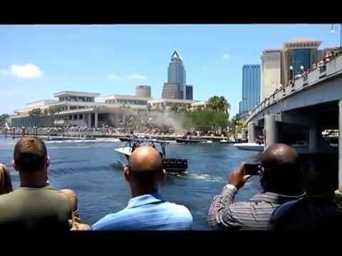 Tampa Special Operations Forces Industry Conference Demonstration - Tampa - May 21, 2014