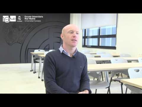 Our Students Talk... Mark Rohan, MBA - Master's Degree In Sports Management