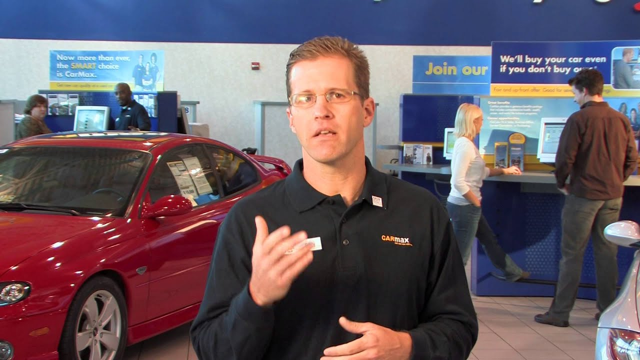 See How Your CarMax Appraisal Process Works - YouTube