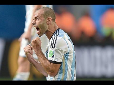 Nada como ir juntos a la par - selección argentina