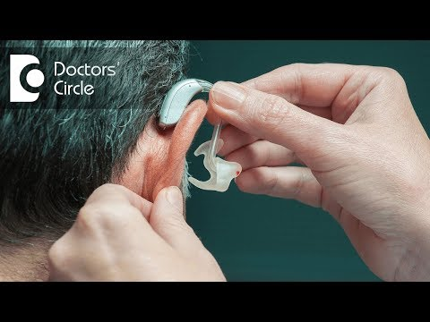 Treatment of Tinnitus - Dr. Sreenivasa Murthy T M