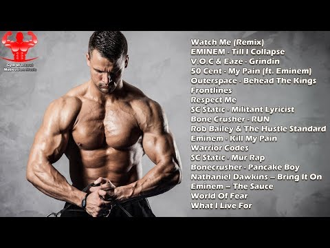 Top Songs Workout Music Mix 2017 | Best Gym Training Motivaion Music