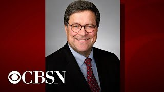 Attorney general nominee William Barr would oversee Mueller probe
