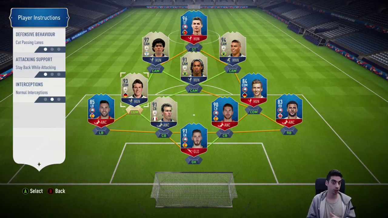 1879e7ef1 BEST TEAM IN THE WORLD CUP MODE! FIRST WORLD CUP TOURNAMENT WIN! - FIFA 18  WORLD CUP ULTIMATE TEAM