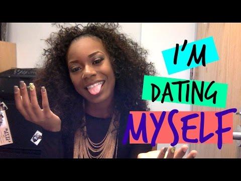 i'm dating myself meme