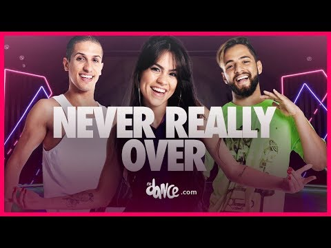 Never Really Over – Katy Perry | FitDance TV (Coreografia Oficial)