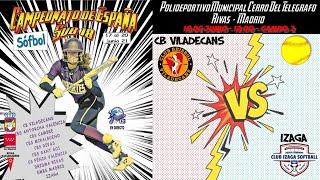 CB VILADECANS  vs IZAGA - 12:00 - GRUPO B - FASE CLASIFICACIÓN
