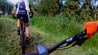 Trail #11 - Blackberry Jam and road climb (12 hours of Glenridge course preview 2019)