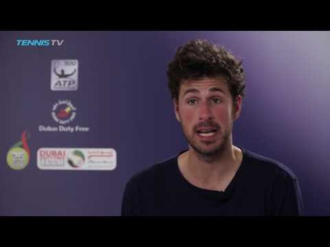 Haase Delighted With Dubai 2017 SF Spot