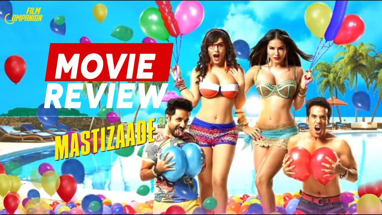 Mastizaade Movie Review Anupama Chopra