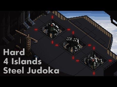 Into The Breach - Steel Judoka - Hard
