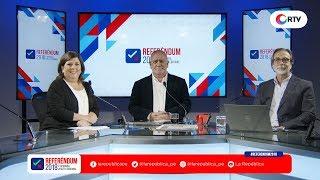 Analizamos los resultados del Referéndum 2018 y segunda vuelta nacional