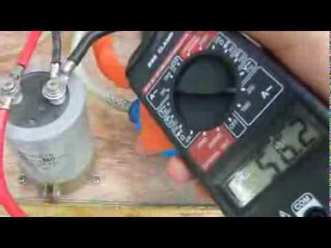 25 plates hho generator, cutting torch testing