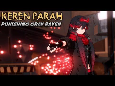 Game Anime Style Yang Paling Ditunggu - Punishing: Gray Raven (Android)