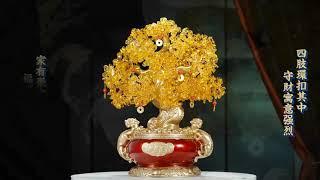 개업선물 돈들어오는 복 황금 나무