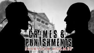 SHERLOCK HOLMES: Tracce!