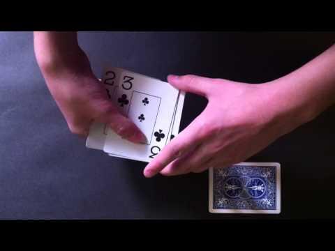 Truco de magia desvelado: el ascensor del diablo - Truco de magia con cartas