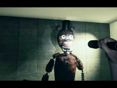 Night Horrors (FNAF Free-Roam) Gameplay | No Commentary