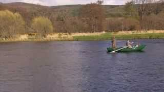 The River Spey - a Tay Ghillie goes on an adventure!!